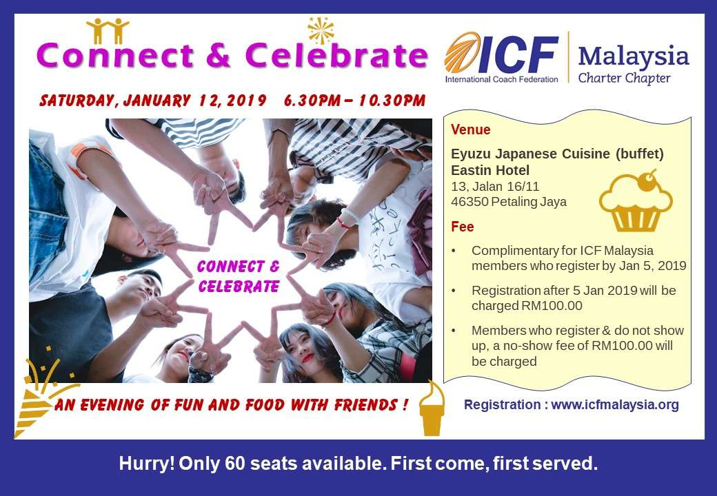 ICF Malaysia Connect & Celebrate 2019
