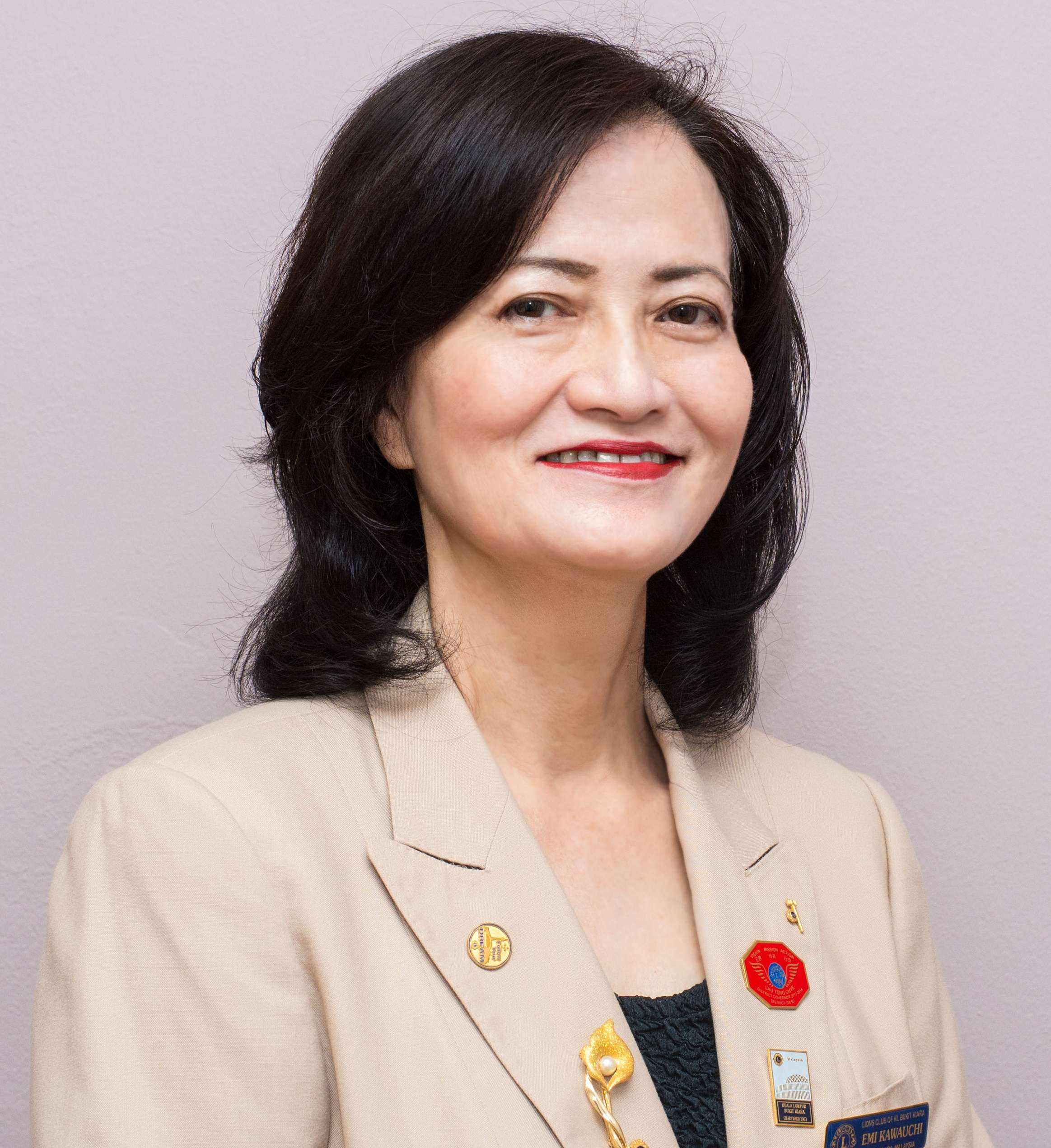 ICF Malaysia Coach Emi Kawauchi