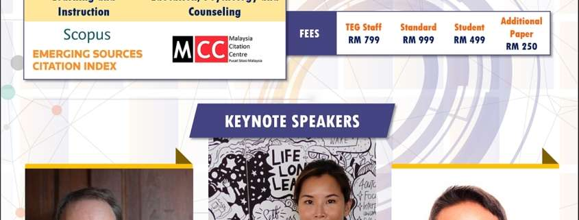 TTLC 2018 ICF Malaysia Sponsored Conference